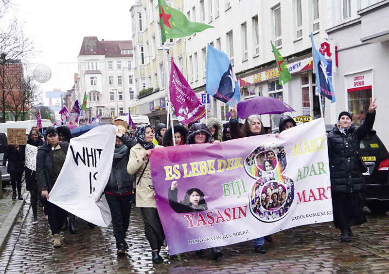 Frauentags Demo 8 03 2020 kiel