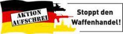 LOGO-Aufschrei-Waffenhandel