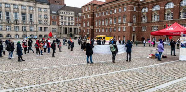 antirassismus aktion kiel20 03 2021